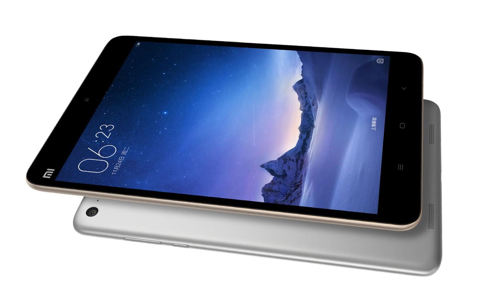 Spesifikasi Dan Harga Tablet Xiaomi Mi Pad 2 Terbaru