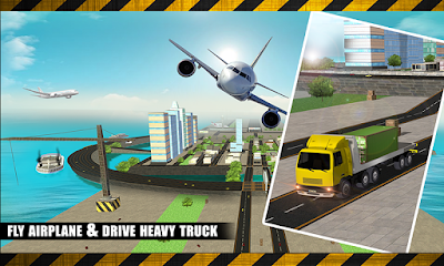 Cargo Transporter City Tycoon v1.3 Apk-screenshot-2