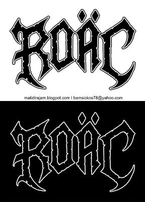 bam sickos art, punk artist, logo design