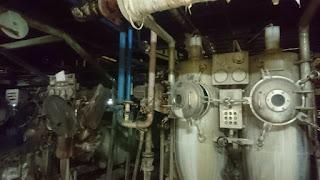Gambar besi scrap mesin pabrik