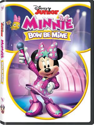 Minnie Bow Be Mine 2019 DVD R1 NTSC Latino