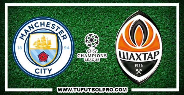 Ver Manchester City vs Shakhtar EN VIVO Por Internet Hoy 26 de Septiembre 2017