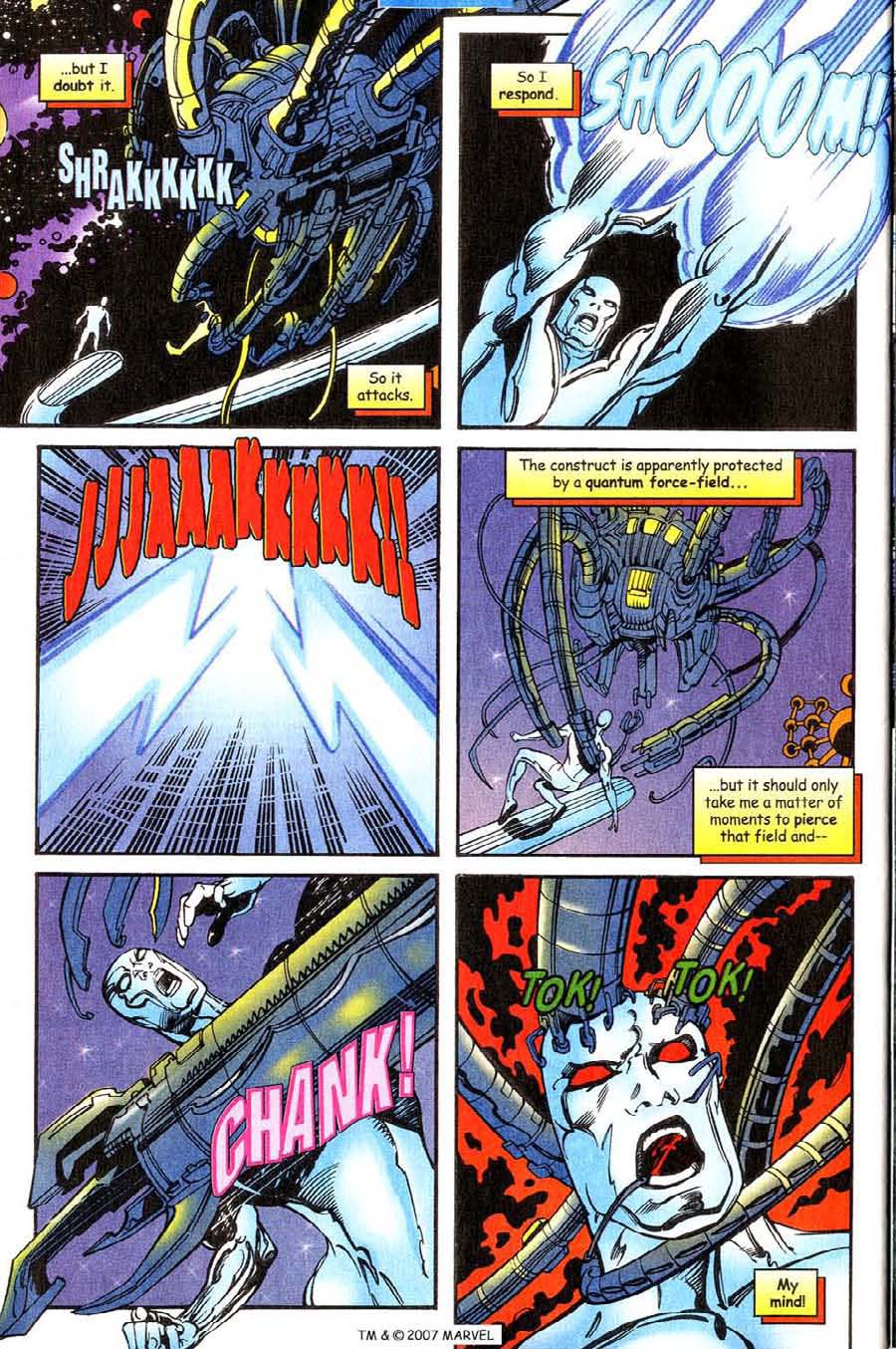 Read online Silver Surfer (1987) comic -  Issue #143 - 32