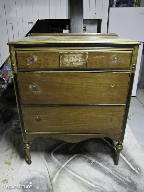 Reposhture Studio Berkey Amp Gay Dresser