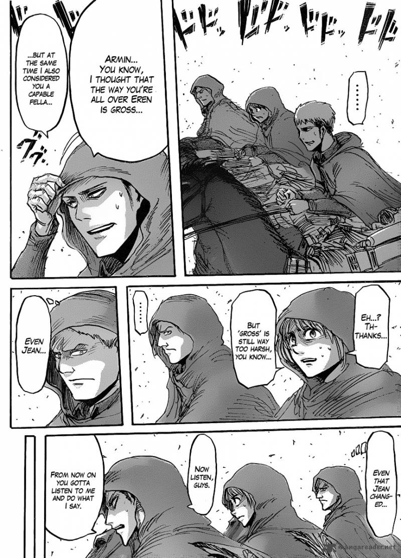 Shingeki no Kyojin 020: The Special Operations Squad
