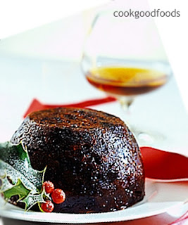 Christmas Pudding Recipe