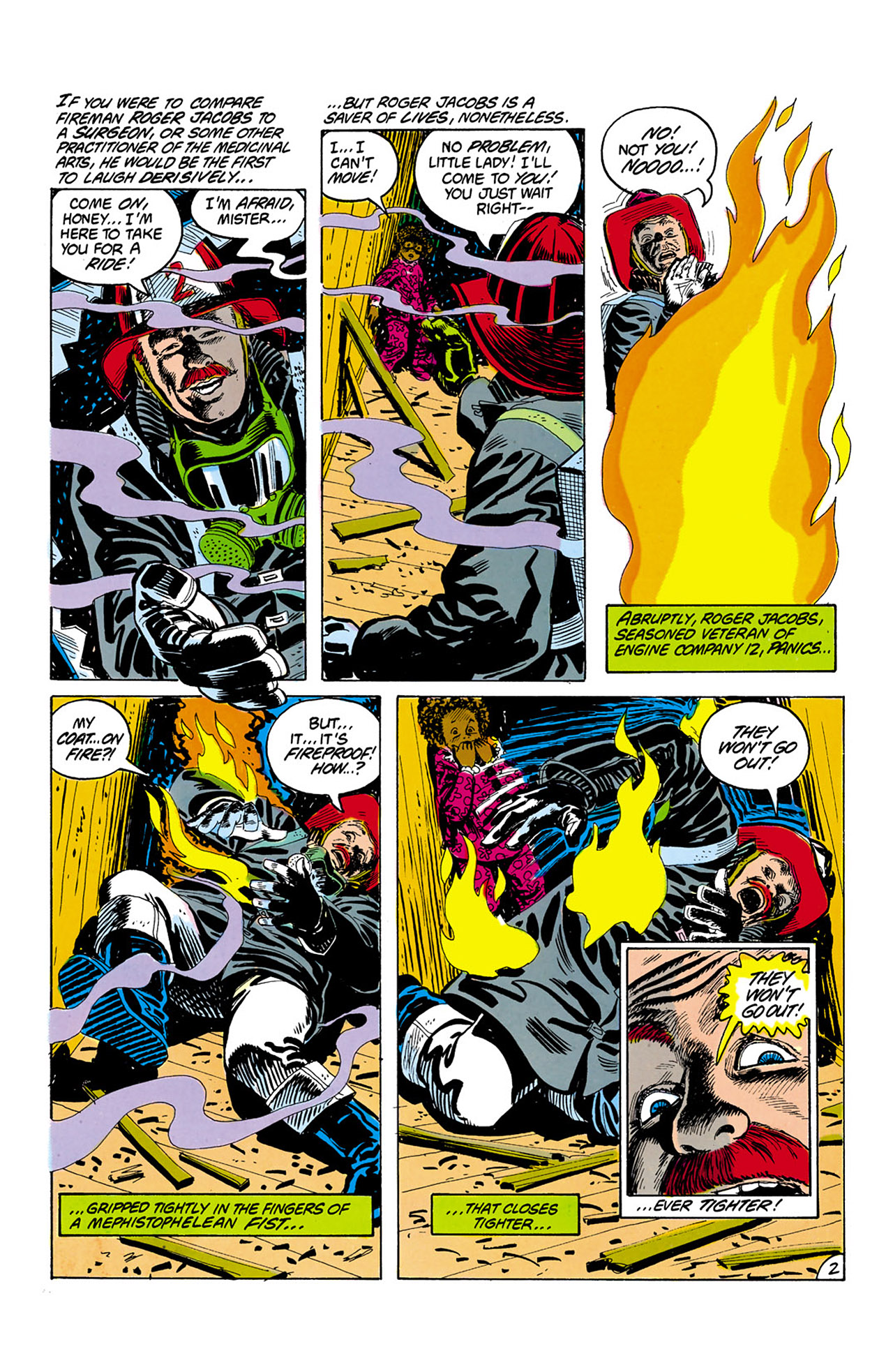 Swamp Thing (1982) Issue #2 #10 - English 20