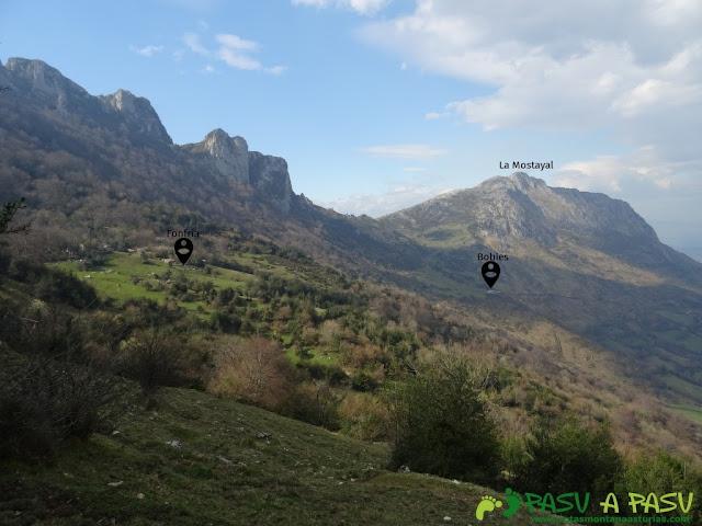 Les Bobies - Gamonal: Cobayos, Fonfría y La Mostayal