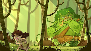 Cerita dongeng Timun Mas melawan Raksasa Buto Ijo