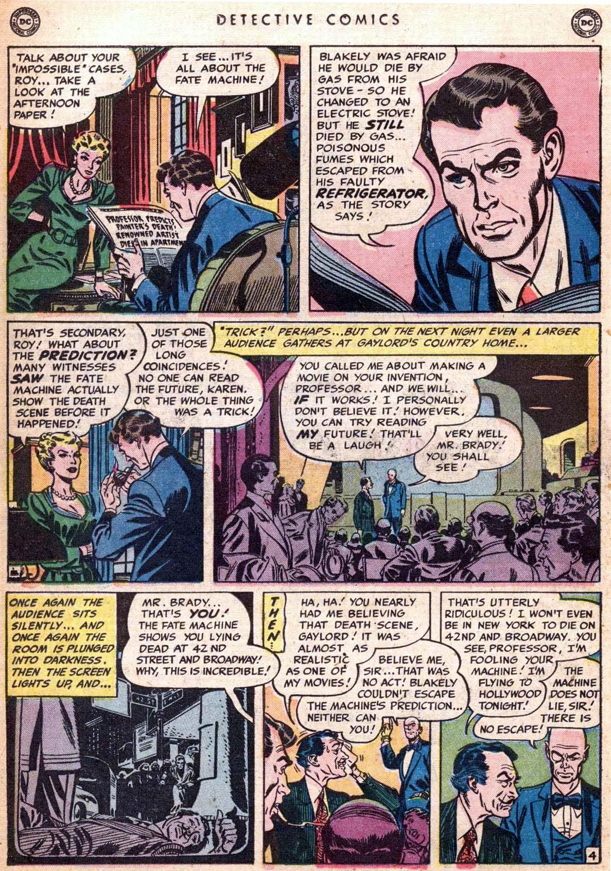 Detective Comics (1937) 157 Page 19