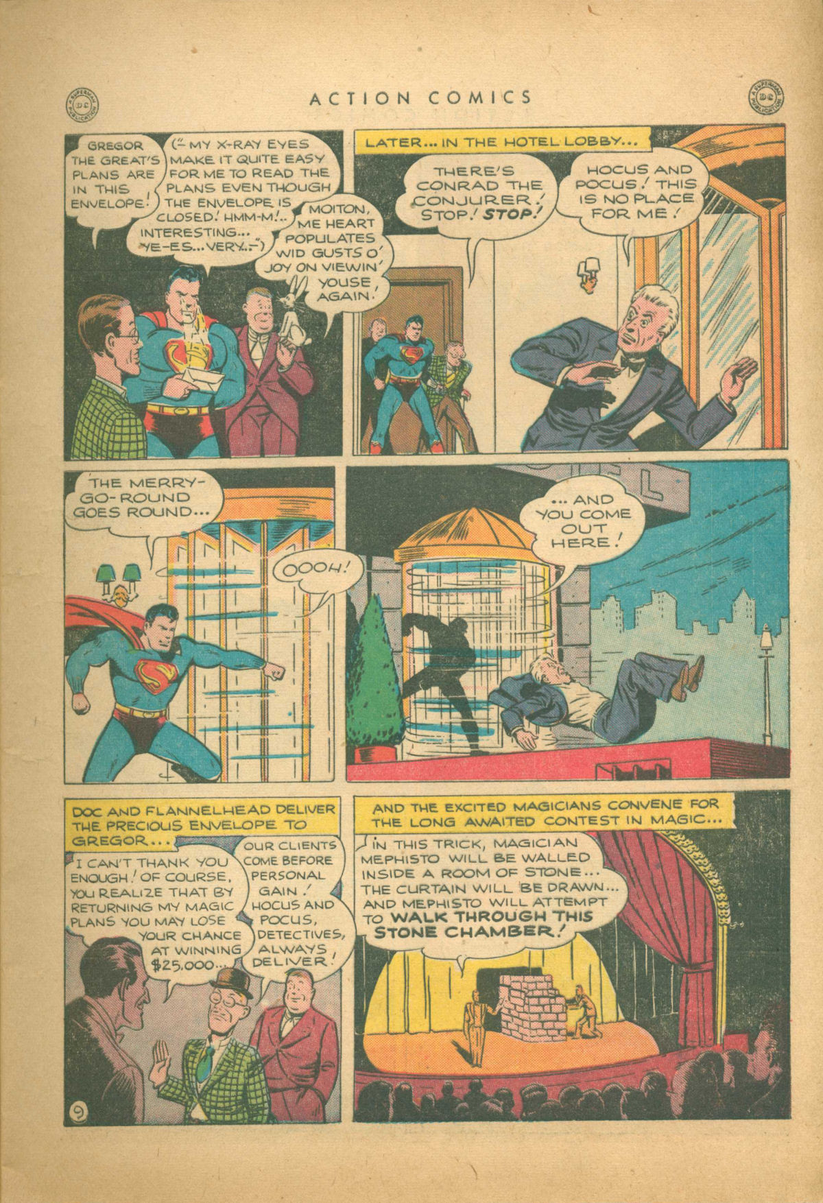 Action Comics (1938) 97 Page 11