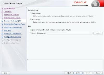 WebLogic Server 12cR1, Clustered Domains, Oracle Database Certifications
