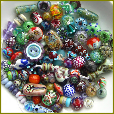 Beads by Kaz Baildon