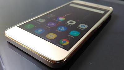 10 HP Android Dengan RAM 3 GB Terbaik - Harga 1 Jutaan - Lenovo Vibe K5 Plus