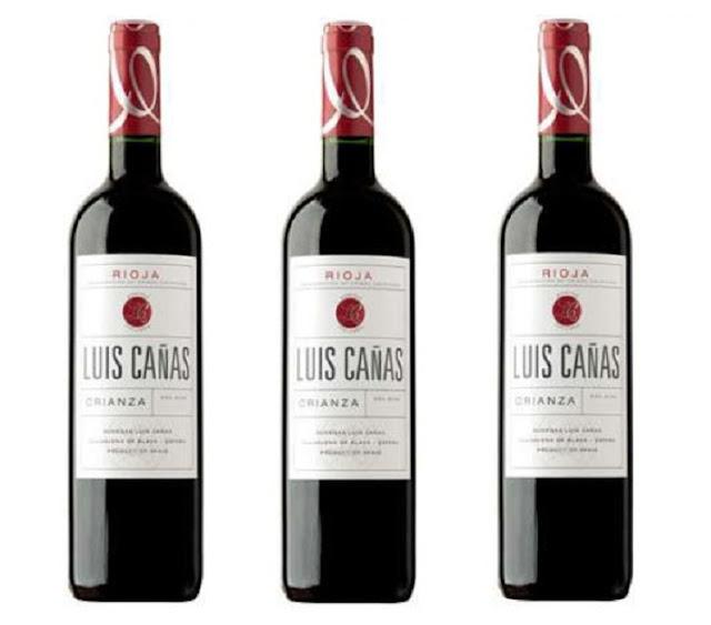 Rượu vang Luis Canas Crianza