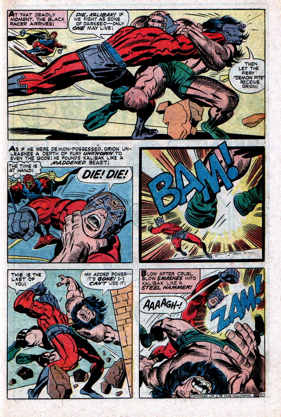 The New Gods (1971) issue 11 - Page 27