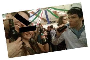 Karneval spontan - Feiern mit Freunden und den SIXPACKS (ein Insider der ganz besonderen Art)