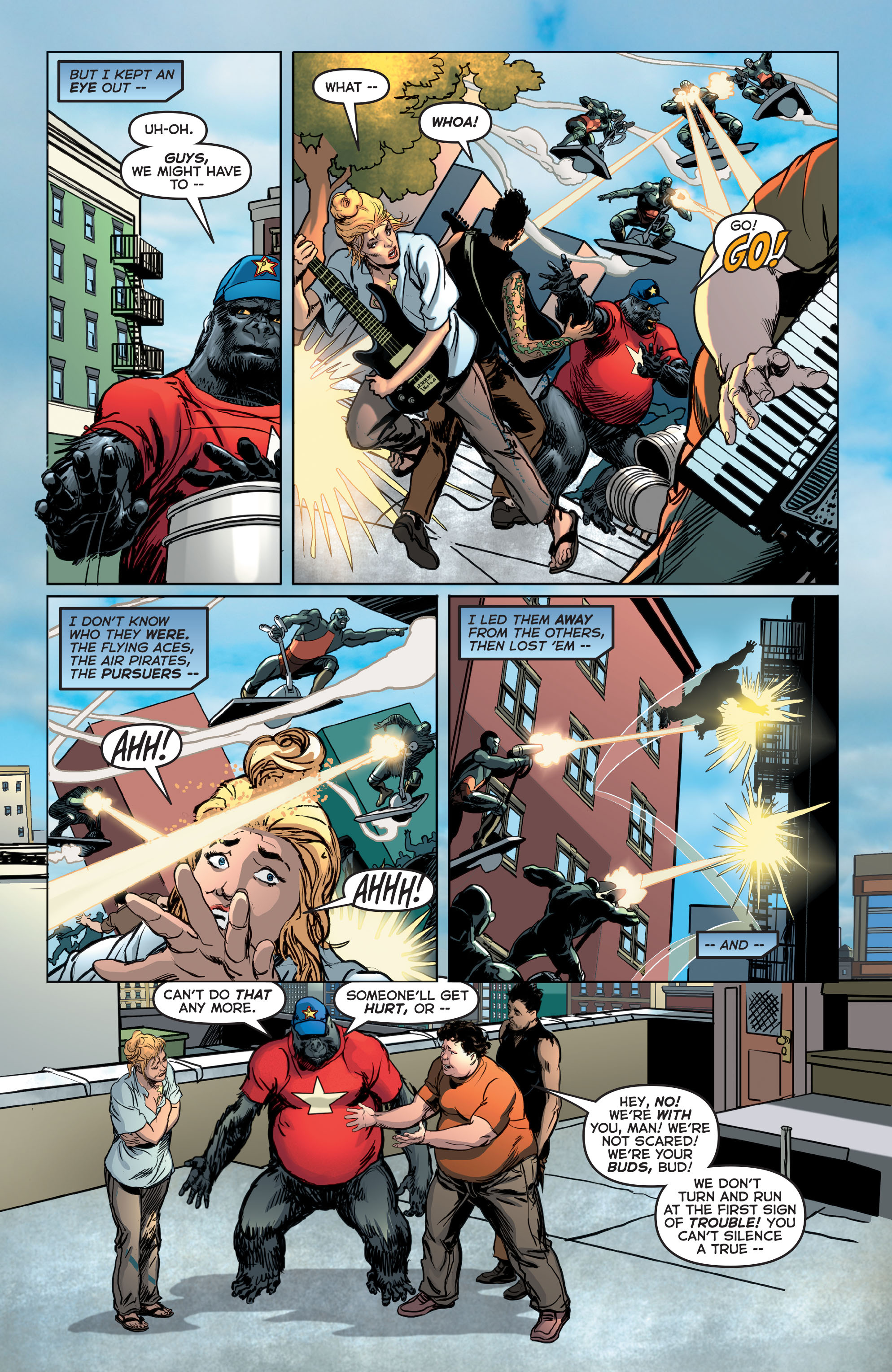 Read online Astro City comic -  Issue #24 - 15