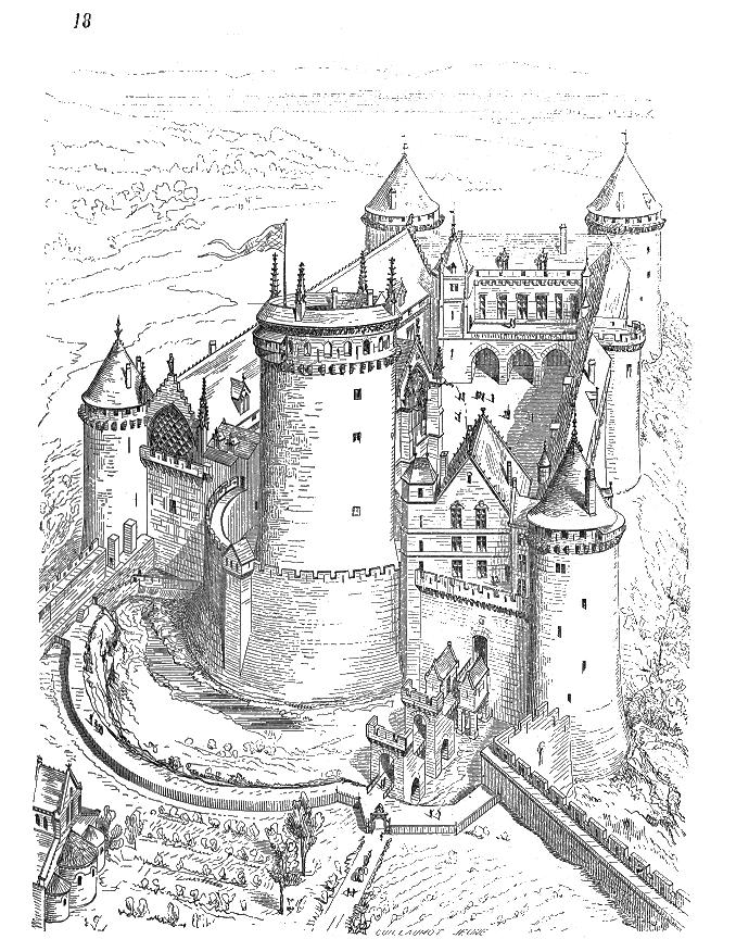 Les Châteaux Royaux , Seigneuriaux et les villes Royales ...