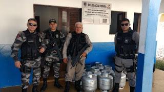 Polícia descobre quadrilha que estava aterrorizando zona rural de Cuité; dois detidos