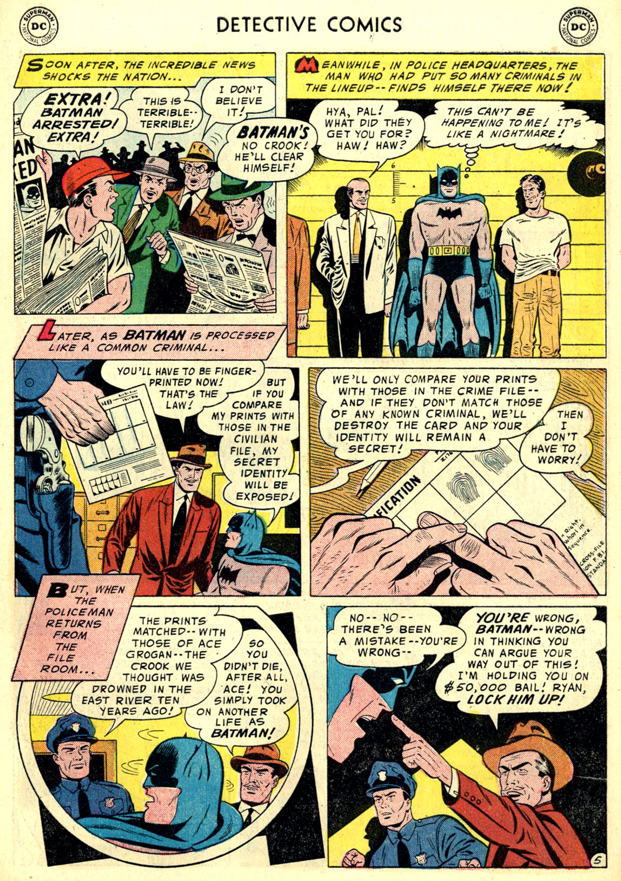 Detective Comics (1937) 240 Page 6