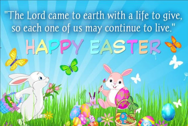 Happy Easter Messages To Share on Twitter