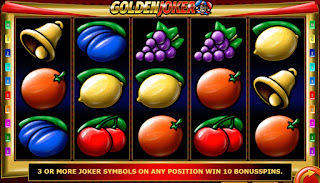 Golden Joker Fruity Slot game