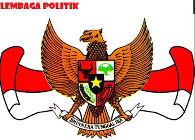 Pengertian,  Fungsi-Fungsi, dan Macam-Macam Lembaga Politik di Indonesia
