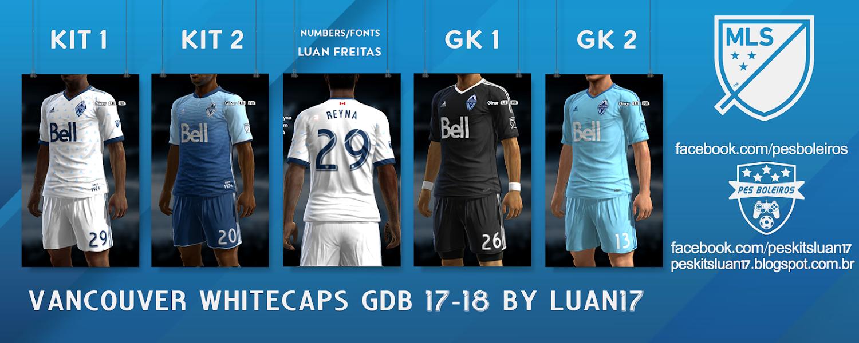 Pack MLS 08 - Colorado Rapids/ New England Revolution #PAGE 02 Vancouver%2Bwhitecaps%2B17