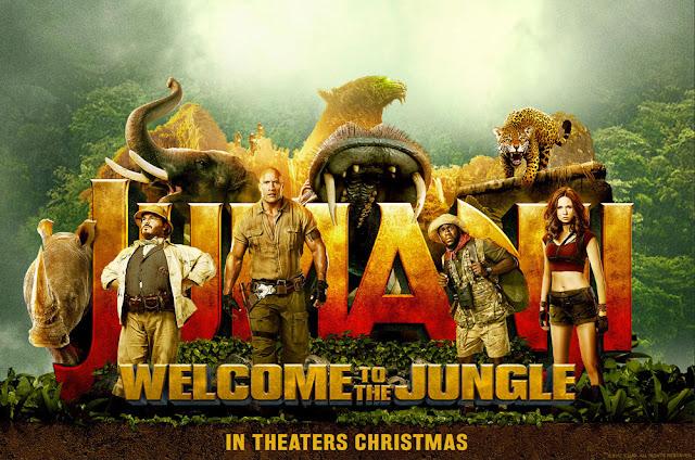 Resenha [FILME]: Jumanji - Bem-vindo à selva