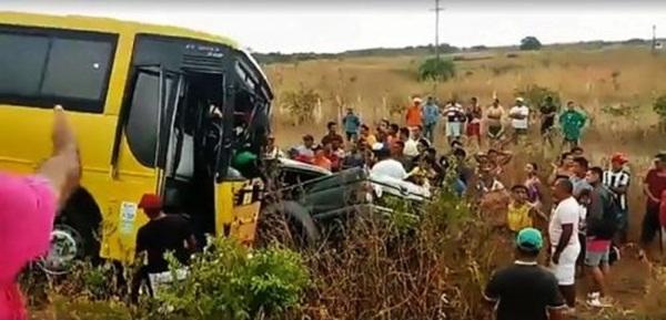 Acidente com vítima fatal na RN-118 em Ipanguaçu