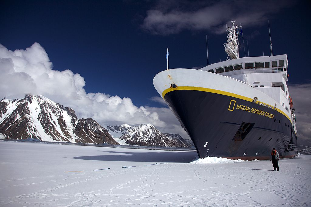 DANGER: Cruise Tourism Makes Antarctica Hotter and Hotter