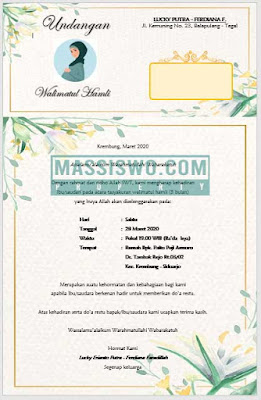 file undangan walimatul hamli word
