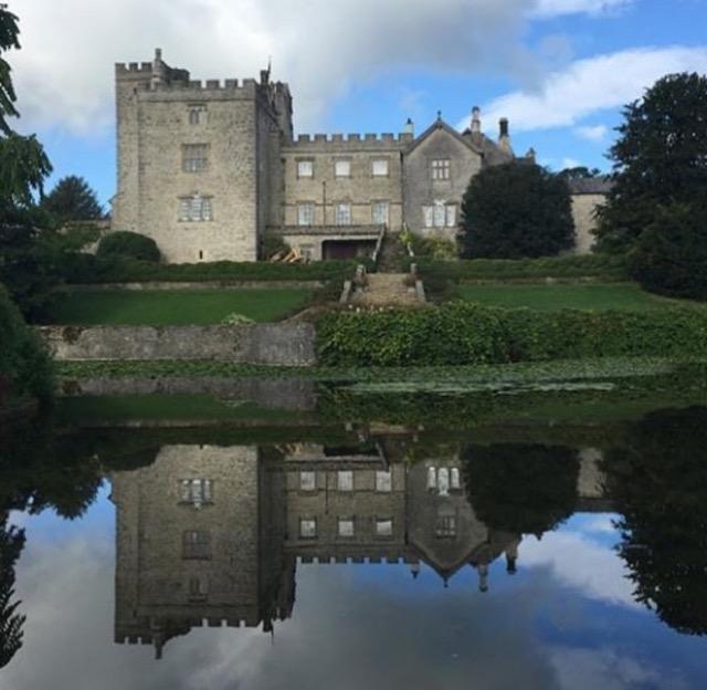 National Trust Sizergh Castle