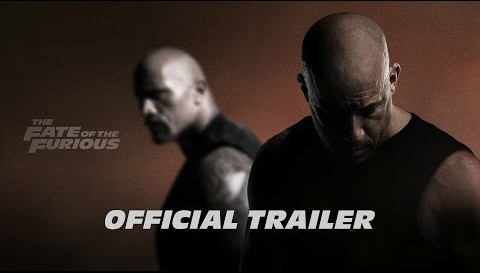 The Fate of The Furious Official Trailer