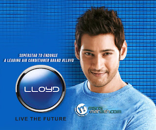 Lloyd signs superstar Mahesh Babu as brand ambassador