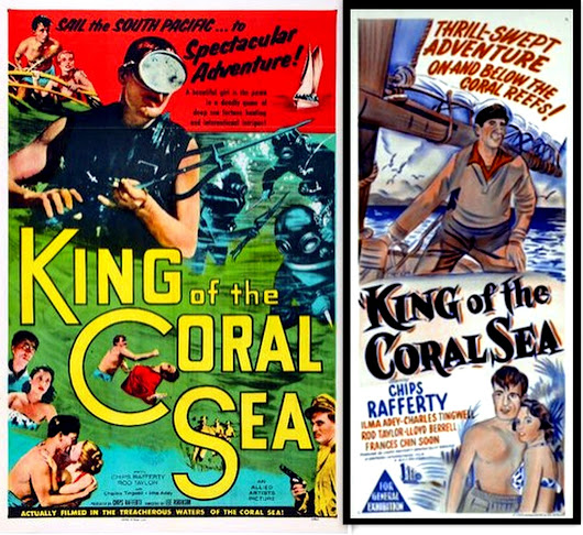 KING OF THE CORAL SEA movie