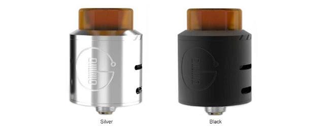 Godria Bolt RDA Atomizer Silver