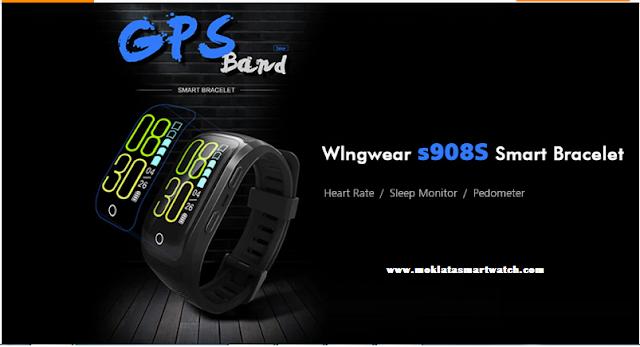Wlngwear s908S Smart Bracelet features