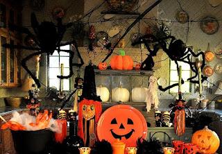 Kitchen Creepy For Halloween