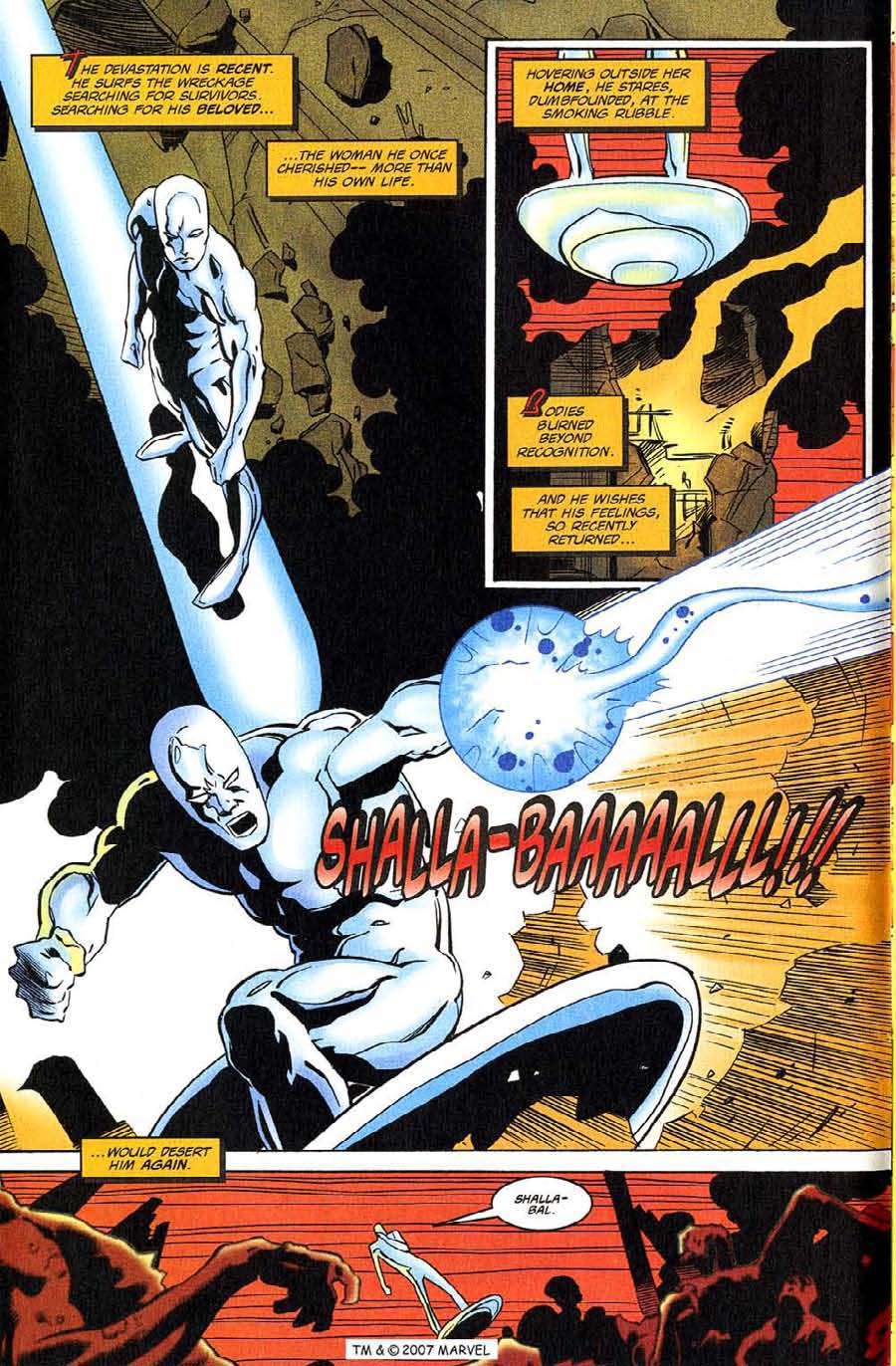 Read online Silver Surfer (1987) comic -  Issue #130 - 8