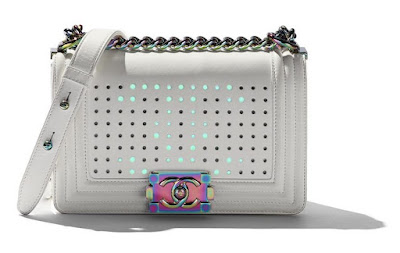 chanel LED boy bag outlet not a replica