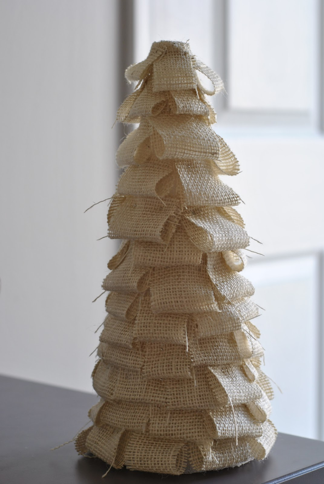 Christmas Crafts Made From Burlap - you have to see burlap ...