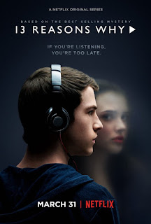 13 Reasons Why Netflix Poster 1