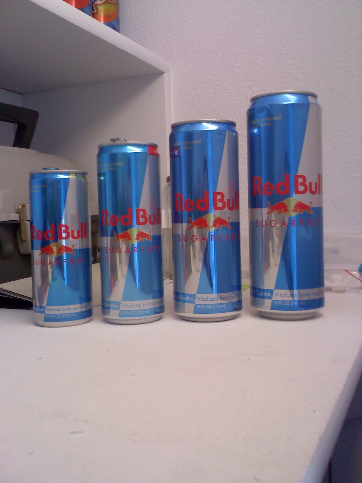 Caffeine Review For Red Bull Sugar Free