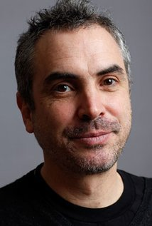 Alfonso Cuarón. Director of Children of Men