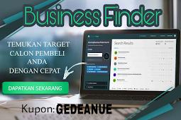 6 Kemudahan Business Finder