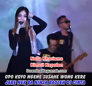 Download Lagu Nella Kharisma Kimcil Kepolen Album Terbaru 2018