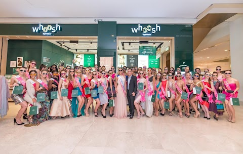WHOOSH EYEWEAR UNVEILS LATEST EYEWEAR COLLECTION AND HOSTED FIRST MISS WHOOSH GLAMOROUS EVENT