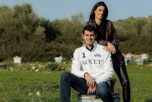 Δύο άνεργοι που ασχολήθηκαν με τη μελισσοκομία, προώθησαν το μέλι στο εξωτερικό και πέτυχαν